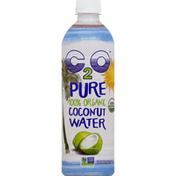 C2o Coconut Water, 100% Organic