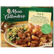 Marie Callender's Steak And Roasted Potato Dinner