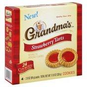 Grandma's Cookies, Strawberry Tarts