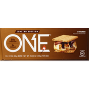 One Protein Bars, S'mores Flavored