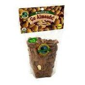 International Harvest Organic Raw Italian Almonds