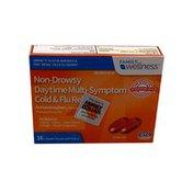 Family Wellness Non-Drowsy Daytime Multi-Symptom Cold & Flu Relief