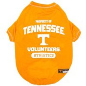 Pet First Extra Small Collegiate Tennessee Volunteers Dog Tee Shirt