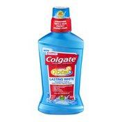 Colgate Total Lasting White Mouthwash Polar Freshmint