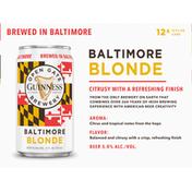 Guinness Beer, Baltimore Blonde