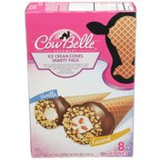 Cow Belle Ice Cream Cone Variety Pack