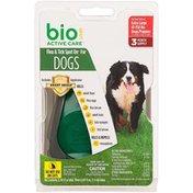 Bio Spot Active Care Flea & Tick Extra Large Dog Spot On Applicator