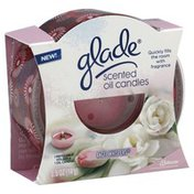 Glade Scented Oil Candle, Angel Whispers