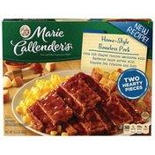Marie Callender's Country Pork Riblet Dinner
