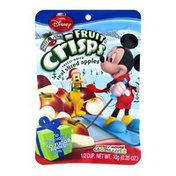 Brothers-All-Natural Disney Fruit Crisps Freeze-Dried real sliced apples