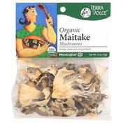 Terra Dolce Dried Organic Maitake Mushrooms