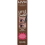 NYX Professional Makeup Brow Tint Pen, Caramel LAS05