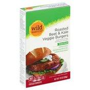 Wild Harvest Veggie Burgers, Roasted Beet & Kale