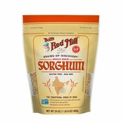 Bob's Red Mill Sweet White Sorghum Grain, Gluten Free