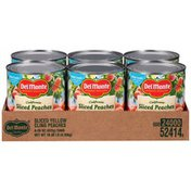 Del Monte California Sliced Yellow Cling in Heavy Syrup Peaches