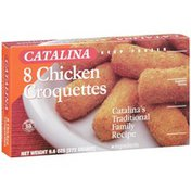 Catalina Croquettes, Chicken