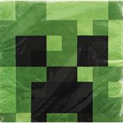 Unique Napkins, Minecraft, 2 Ply