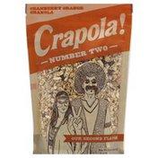 Crapola Granola, Cranberry Orange, Number Two