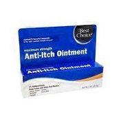 Best Choice Maximum Strength Anti-Itch Ointment, 1% Hydrocortisone