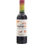 Humming Hemp Hemp Oil, Mediterranean, Cold Pressed, Extra Virgin