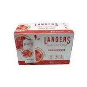 Langers Sparkling Grapefruit Juice
