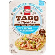 Hormel Taco Meats Shredded and Seasoned Chicken