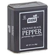 Badia Black Pepper, Ground