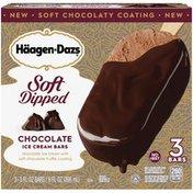 Haagen-Dazs Chocolate Ice Cream Bars