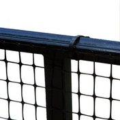 Cardinal Gates Heavy-Duty Outdoor Deck Netting in Black