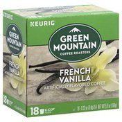 Green Mountain Coffee, French Vanilla, K-Cup Pods