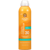 Australian Gold Sunscreen, Continuous Spray, Ultimate Hydration, Broad Spectrum SPF 30