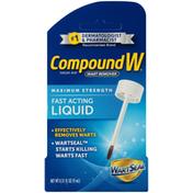 CompoundW Maximum Strength Fast Acting Liquid Wart Remover