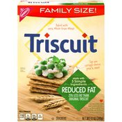 Triscuit Reduced Fat Crackers