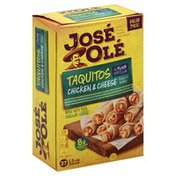 José Olé Taquitos, Chicken & Cheese, Value Pack