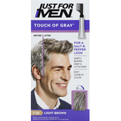 Just For Men Touch of Gray, Light Brown T-25