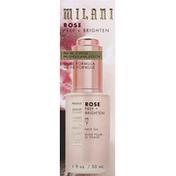 Milani Face Oil, Rose, Prep + Brighten