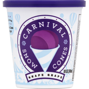 Carnival Snow Cones Snow Cones, Grape Grape