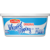 Our Family Original Whipped Topping