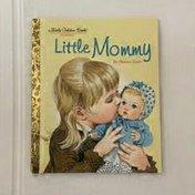 Little Golden Book Little Mommy Book