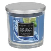 Aromascape Soy Wax Blend Candle Sea Kelp + Bergamot