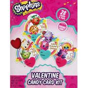 Frankford Candy Card Kit, Valentine, Shopkins