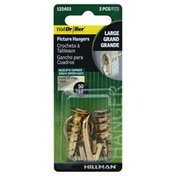 Hillman Group Picture Hangers, WallDriller, Large