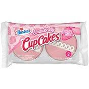 Hostess Strawberry CupCake Single-Serve