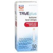 Rite Aid TRUEplus Ketone Test Strips - 50 Count