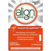 Align Daily Probiotic Supplement For Digestive Health