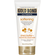 Gold Bond Skin Therapy Cream, Softening, Shea Butter + Coconut Oil & Cocoa Butter