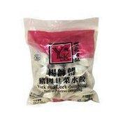 Yang Pork & Leek Dumpling