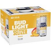 Bud Light Hard Seltzer Mango, Cans