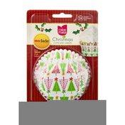 Cake Mate Cupcake Liners - Christmas - 24 CT