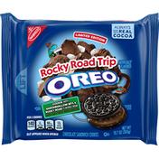 Oreo Sandwich Cookies, Chocolate, Rocky Road Trip